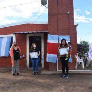 Viviendas sociales en San Pedro de Guasayan