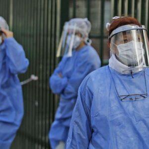 Coronavirus en Santiago: se notificaron 7 fallecimientos y 416 nuevos casos