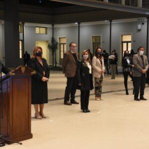 El Gobernador inauguró las obras de refacción,ampliación, restauración y puesta en valordel Colegio Nacional Absalón Rojas
