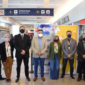 Incremento de vuelos de Flybondi a la provincia